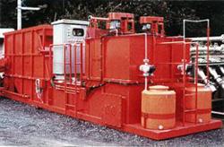 PRC型(大容量処理・濁度流量記録オプション)
