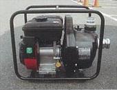 エンジンポンプ 吐出量:500〜600ml/min程度