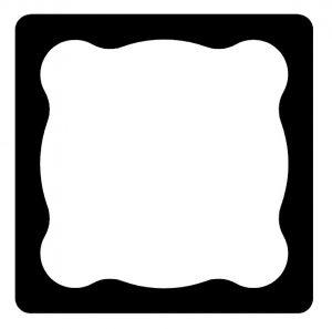 断面図 □60×60